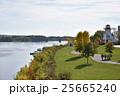 ニュー・ブランズウィック州の州都、フレデリクトン。英国風の美しい街 25665240