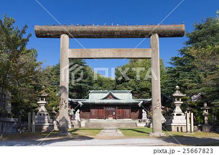 大垣市の濃飛護国神社 25667823