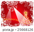 クリスマスツリー ツリー クリスマス リース 25668126