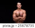 男性 人 マッチョの写真 25678735