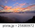 高千穂の雲海 25680972