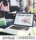 電子商取引 オンラインショッピング ネットショップの写真 25685021