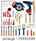 大工道具・工具 25691590