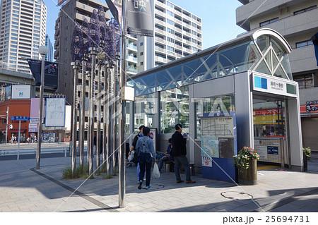 麻布十番駅の4番出口 25694731