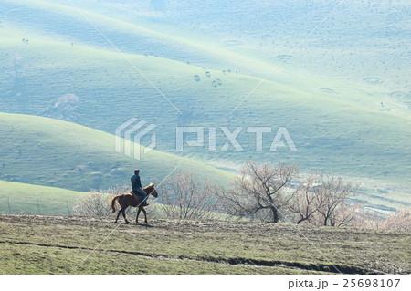 馬の乗り手 騎士像 騎馬 25698107