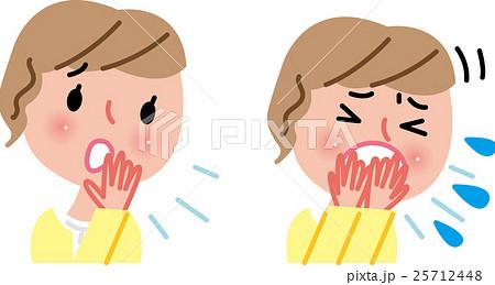女性 咳セット 25712448