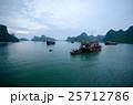 ベトナム ハロン湾 25712786