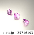 宝石 鮮やか ストーンのイラスト 25716193