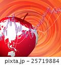 インターネット空間のリンゴ地球と株式投資 25719884