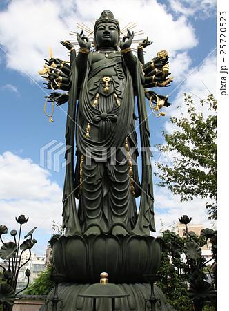 写真素材: 准提観音 興徳寺
