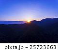 初日の出イメージ(空撮) 25723663