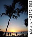 キーラゴの海に沈む太陽 25724593