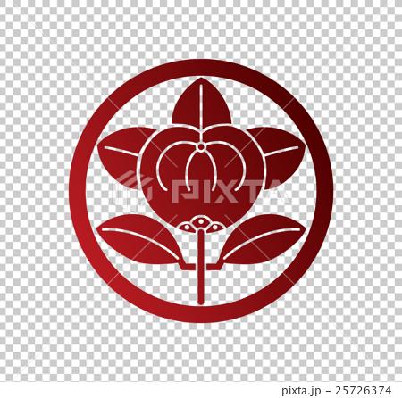 Ii先生,她的家族徽章Tatanabe紅 25726374