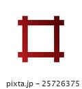 井伊氏家紋 井筒赤色 25726375