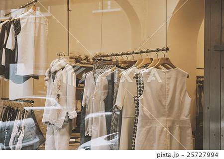 Women clothing store in Milan, Italy 25727994
