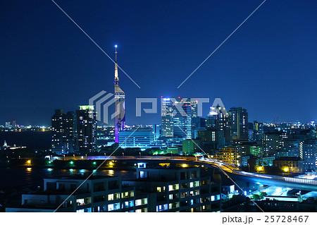 福岡の夜景 25728467