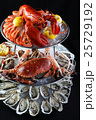 Seafood buffet with lobster, oyster, crabs and 25729192