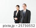 笑顔 ビジネスマン 上司の写真 25730552