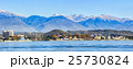 Panorama of Sochi, Adler region in november 25730824