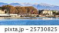 Panorama of Sochi, Adler region in november 25730825