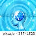 AIのブレインと人工知能のディープラーニング 25741523