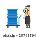 魚屋 鮮魚 鮮魚店【フラット人間・シリーズ】 25743594