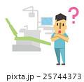 歯医者【フラット人間・シリーズ】 25744373