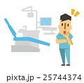 歯科医【フラット人間・シリーズ】 25744374