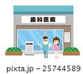 歯医者【フラット人間・シリーズ】 25744589