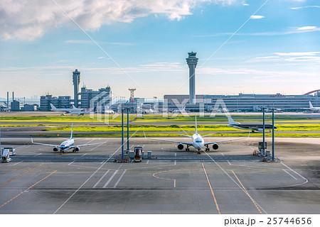 羽田空港の風景 25744656
