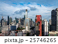 マリーナベイ 風景 ビルの写真 25746265