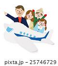 家族 ベクター 旅行のイラスト 25746729