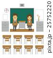 教室と生徒【フラット人間・シリーズ】 25752220