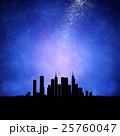 星 星空 夜空のイラスト 25760047