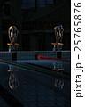 スタートに着く水泳選手達 25765876