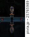 スタートに着く水泳選手 25765989