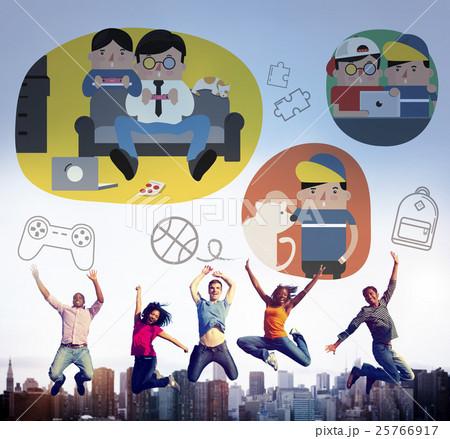 Lifestyle Hobby Activity Leisure Conceptの写真素材 [25766917] - PIXTA