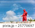 三重県 伊賀上野城の石垣に現れた忍者 25770697