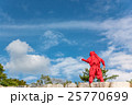 三重県 伊賀上野城の石垣に現れた忍者 25770699