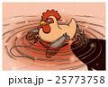 酉 鶏 ベクターのイラスト 25773758