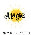 Magic レタリング  25774323