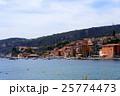 南仏ヴィルフランシュ・シュル・メールの海岸沿いの風景 25774473