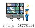 警備員【フラット人間・シリーズ】 25775114