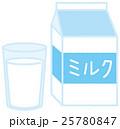 牛乳 パック 25780847