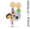 介護【二頭身・シリーズ】 25780968