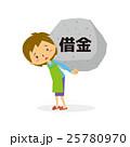 借金【二頭身・シリーズ】 25780970