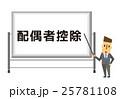 配偶者控除【フラット人間・シリーズ】 25781108