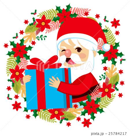 Santa claus gift giving 25784217 pixta santa claus gift giving negle Choice Image