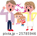 夫婦ゲンカ 家庭内不和  PTAD 25785946