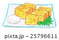 玉子焼き 25796611